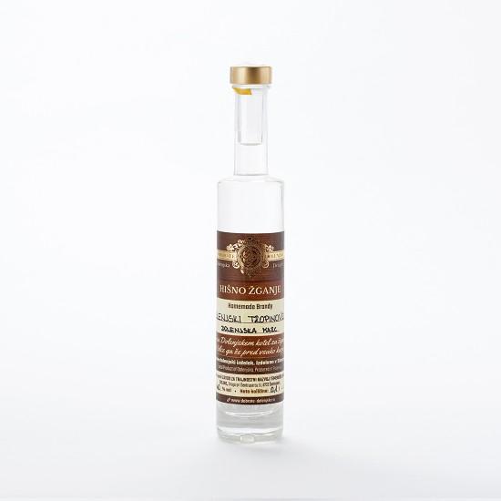 Hišno žganje - tropinovec (100 ml, 350 ml ali 500 ml)