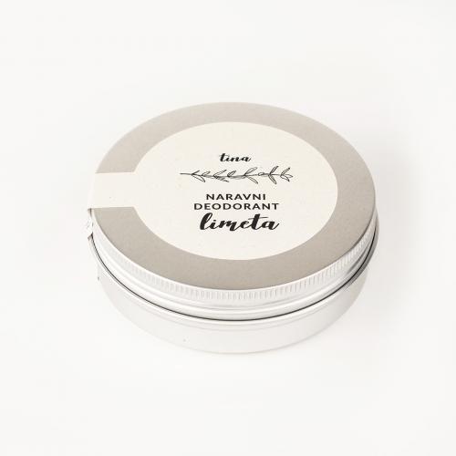 Naravni deodorant limeta (50 ml ali 70 ml)