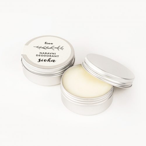 Naravni deodorant sivka (50 ml ali 70 ml)