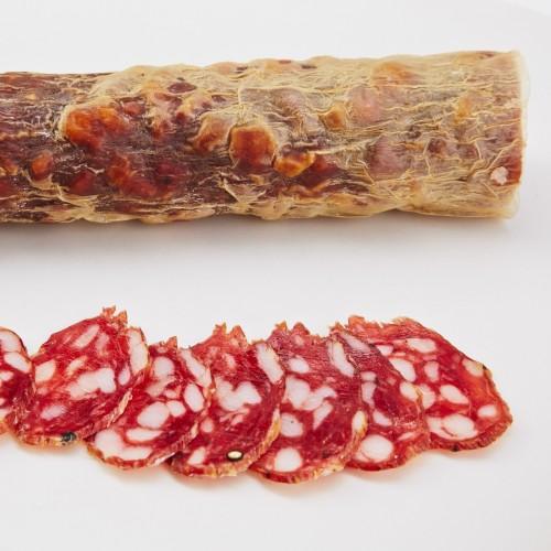 Hišna salama divjega prašiča (70% divjačinskega mesa)