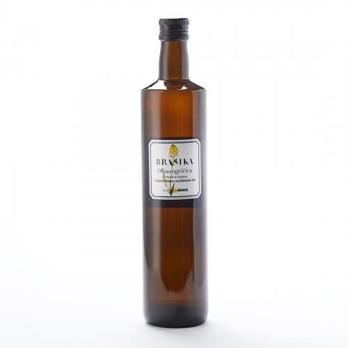 Hladno stiskano olje oljne ogrščice 0,75 l