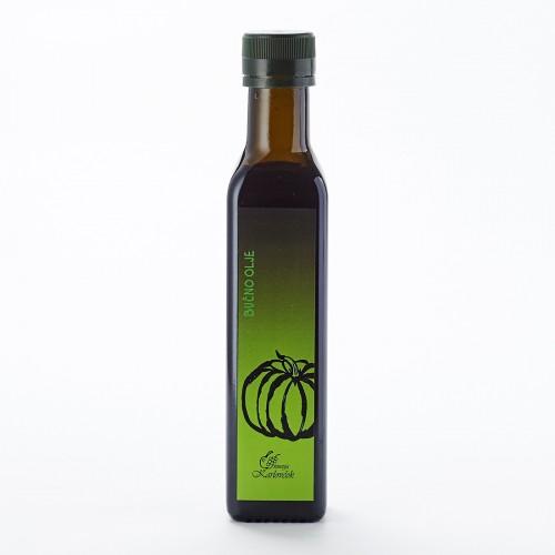 Bučno olje (0,1 l, 0,25 l ali 0,75 l)