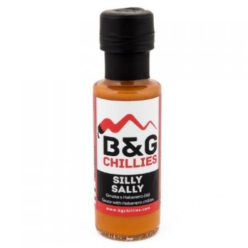 Čili omaka SILLY SALLY (7/10) 100 ml