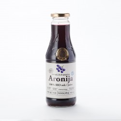 Hišni 100 % sok aronije 500 ml