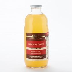 Hišni 100 % bistri jabolčni sok 1 l