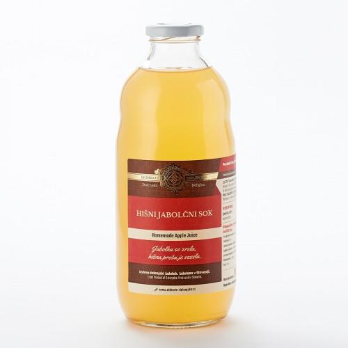 Hišni motni jabolčni sok 1 l