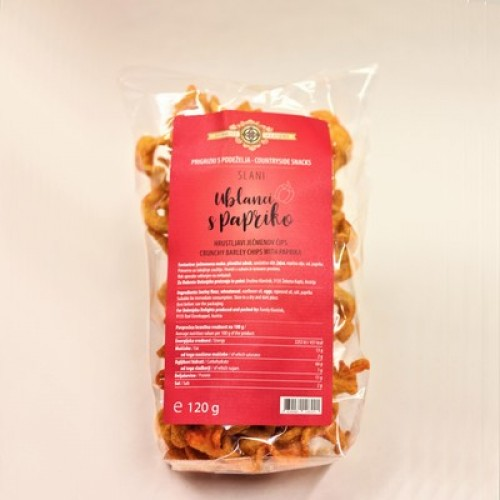 Slani ublanci s papriko 120 g