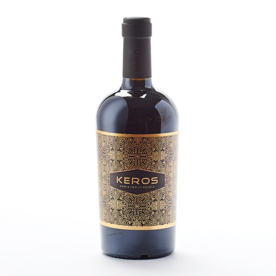 Keros Kerin - likersko vino modre frankinje 0,5 l