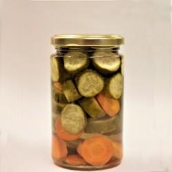 Hišne vložene rezane kumarice 395 g