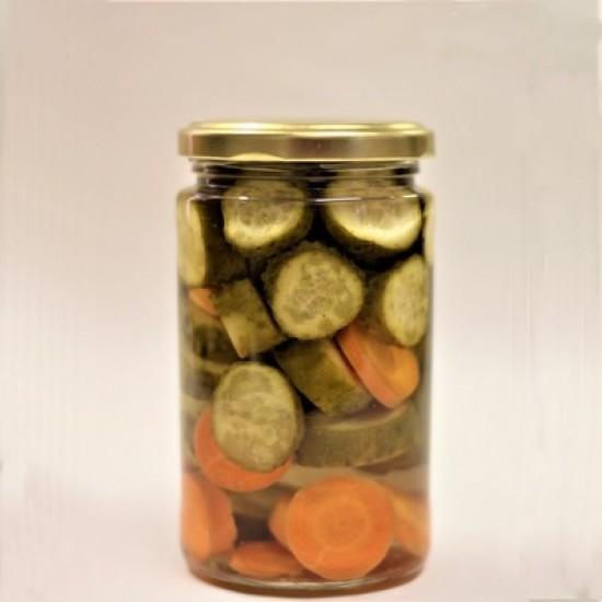 Hišne vložene rezane kumarice 395 g-Vložnine