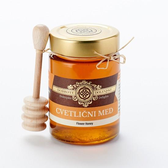 Cvetlični med (70 g, 250 g ali 450 g)-Med