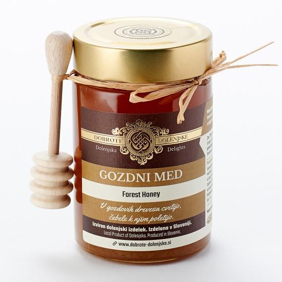 Gozdni med (70 g, 250 g ali 450 g)