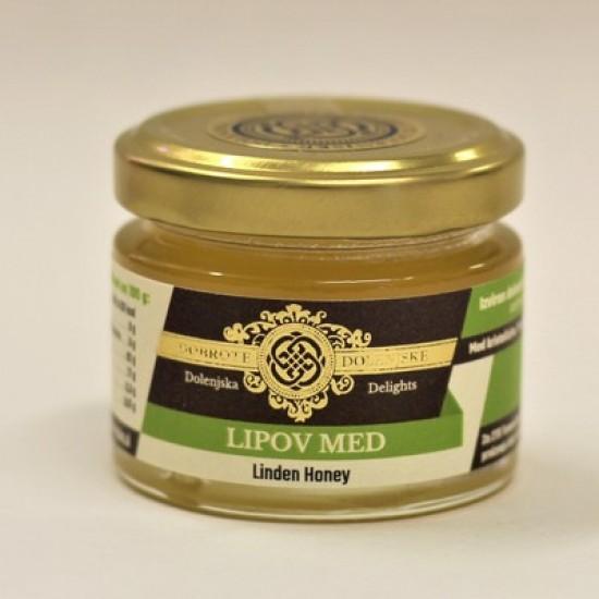 Lipov med (70 g, 250 g ali 450 g) -Med