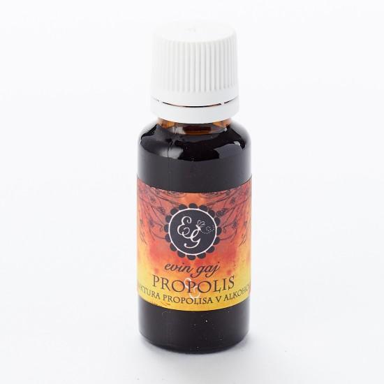 Propolis - tinktura v alkoholu 20 ml