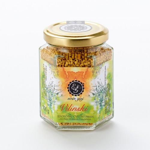 Vilinski cvetni prah - ekološki cvetni prah 100 g