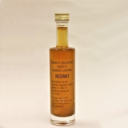 Regratov sirup 50 ml