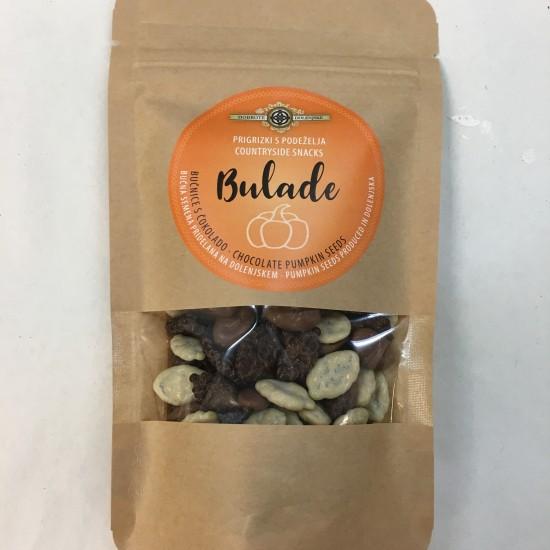 Bulade - bučnice oblite s čokolado 80 g-Priljubljeno