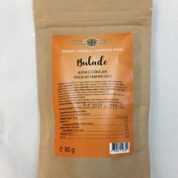 Bulade - bučnice oblite s čokolado 80 g