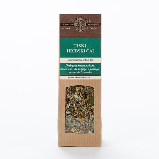 Hišni hribski čaj 25 g -Čaji