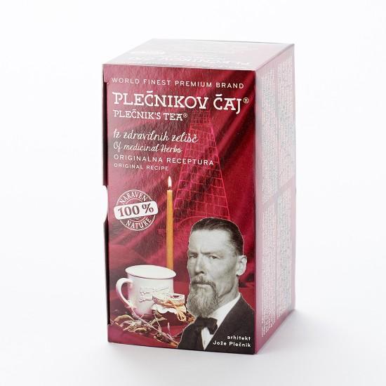 Plečnikov čaj (filter vrečke ali 80 g)-Čaji