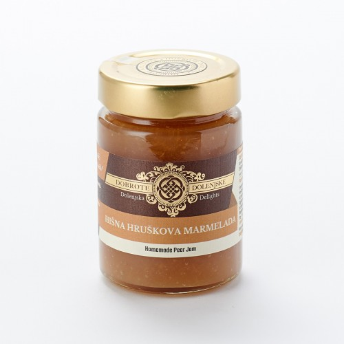 Hišna hruškova marmelada 190 g