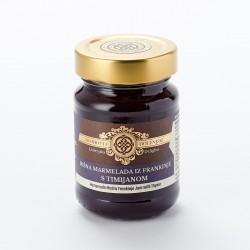 Hišna marmelada iz modre frankinje s timijanom 190 g