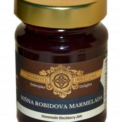 Hišna robidova marmelada 190 g