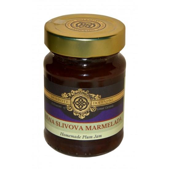 Hišna slivova marmelada 190 g