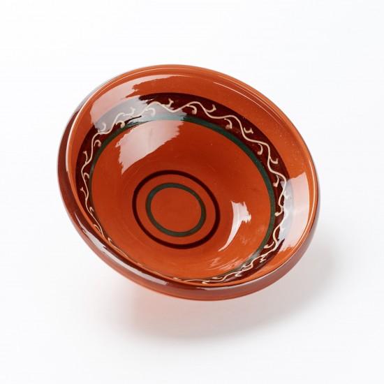Skleda 25 cm-Keramični izdelki