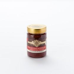 Hišna jagodna marmelada z bezgovimi cvetovi 190 g