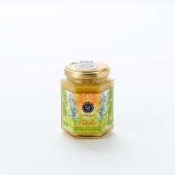 Vilinko - kremni med z dodatkom cvetnega prahu 110 g