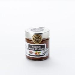 Hišni lešnikov namaz s kakavom 200 g