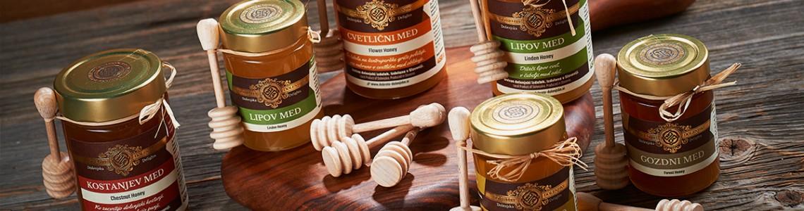 Med in medeni izdelki